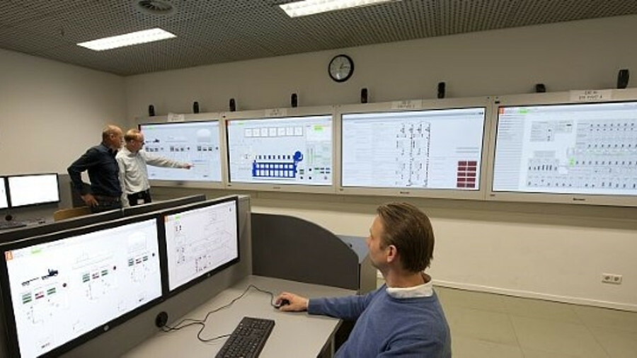 Cargo monitoring and control: simulators improve competence