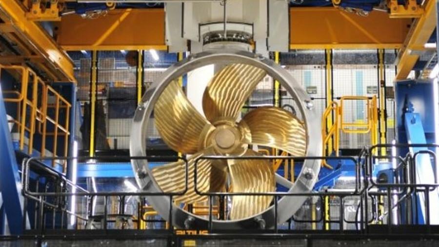 Rolls-Royce upgrades Rauma thruster plant
