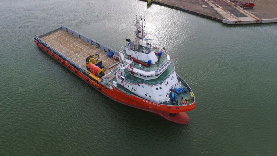 Seacor Marine wants to become the operator of the largest fleet of hybrid offshore vessels by the en
