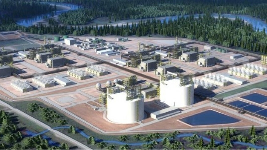 Developing Canada's first LNG export terminal