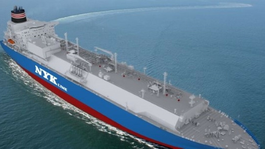 One newbuild 174,000-m<sup>3</sup> LNG carrier, managed by NYK, will go on long-term charter in 2020