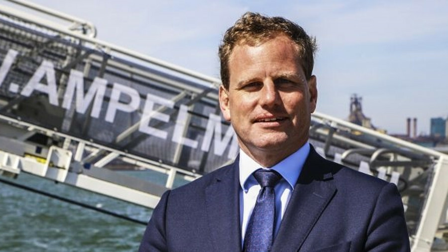 Company founder Jan van der Tempel has been chief executive of Ampelmann since its formal creation i