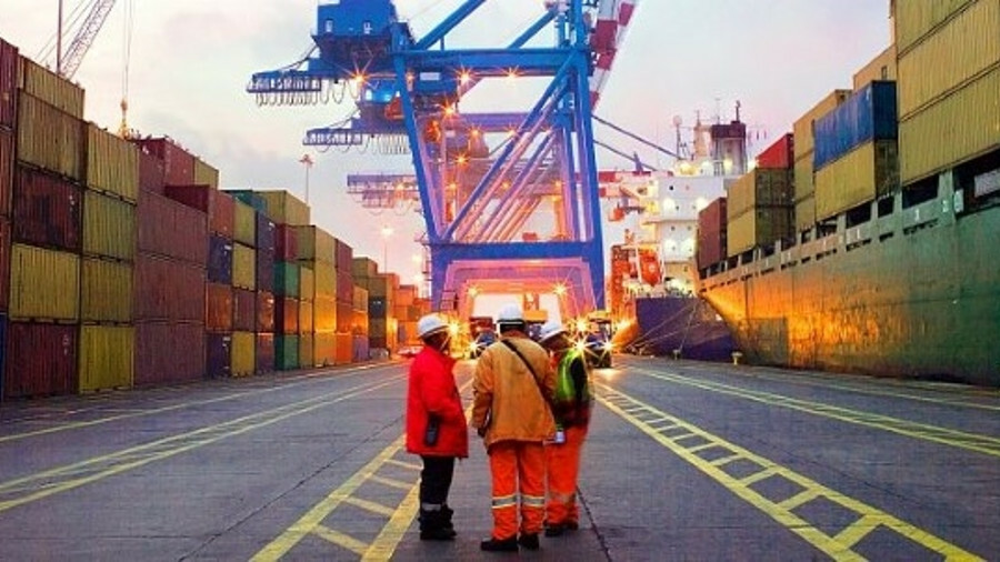 More than 100 organisations use TradeLens including ports, carriers and customs authorities (credit: