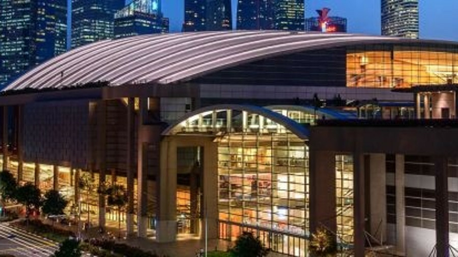 This year's Asian Tanker Conference will be held at the luxurious Marina Bay Sands Hotel in Singapor