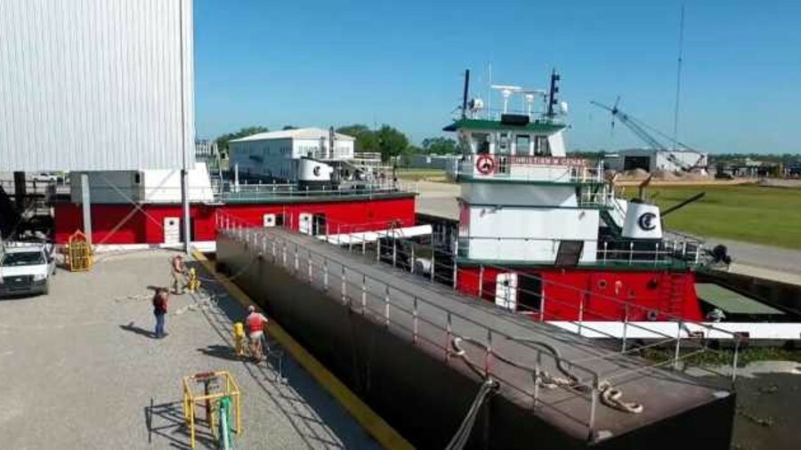 Cenac operates tugs and tank barges with capacity of 30,000 barrels