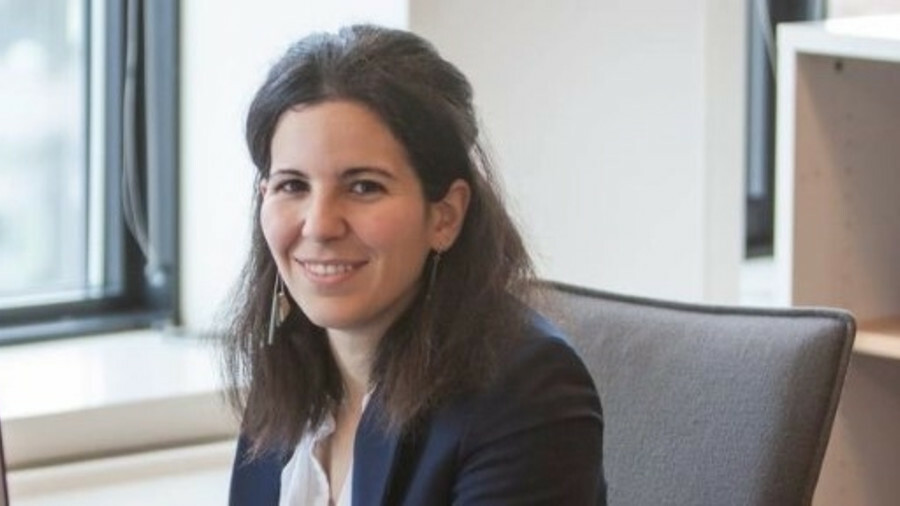 """Martina Fischetti: """"the tool streamlines the process of designing an offshore windfarm"""""""