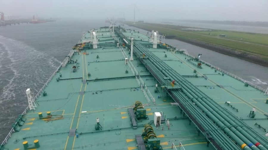 VLCC newbuildings swinging into the product tanker trade
