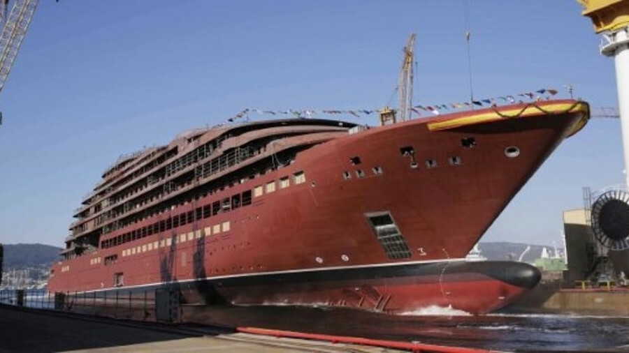 Hijos de J Barreras is targeting the luxury and expedtion cruise sectors on the back of its construc