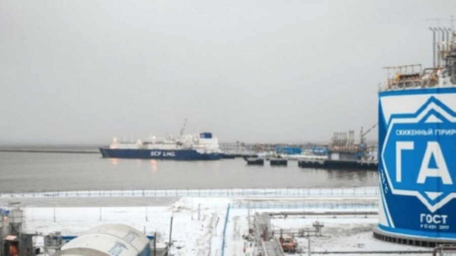 Yamal LNG has three trains with a total capacity of 17.4 mta LNG