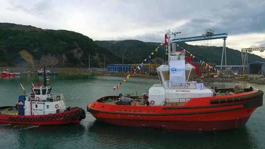 Med Marine launched this RAstar 3000-W class escort tug at its Ereğli Shipyard on 30 January 20