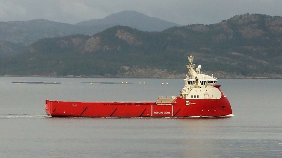 Rem Hrist, part of a three-way North Sea contract brokered by Seabrokers Chartering