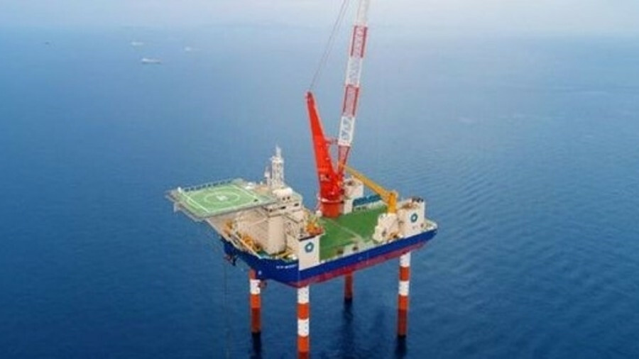 CP-8001 is designed to be able to install 10 MW offshore wind turbines