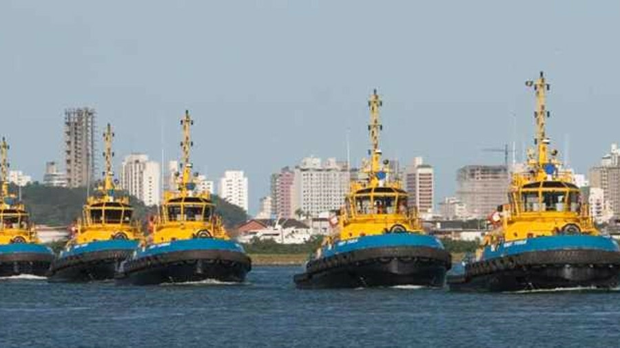SAAM Smit Towage operates a fleet of tugs to support harbour and terminal operations in Brazil