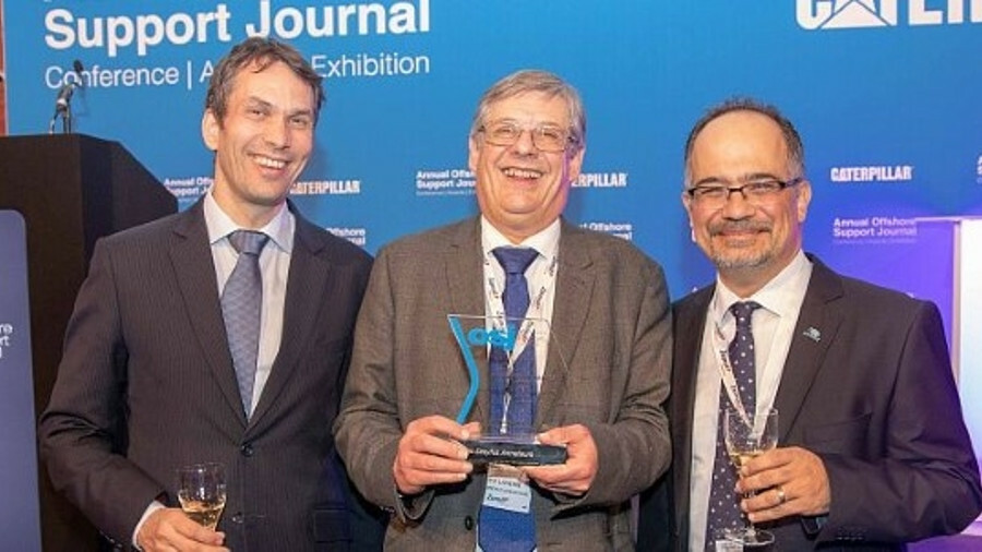 Louis Dreyfus Armateurs wins OSJ Offshore Renewables Award for innovative SO
