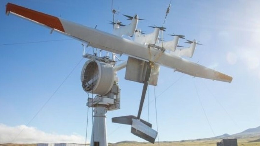 Riviera Maritime Media - News Content Hub - Alphabet's X kite to