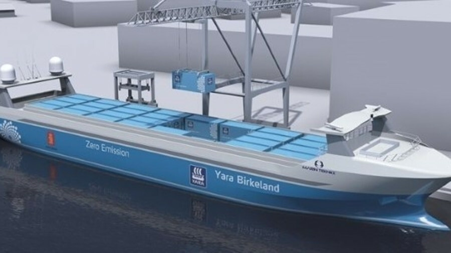 VARD signs up PG Flow Solutions for Yara Birkeland (credit: Marin Teknikk)