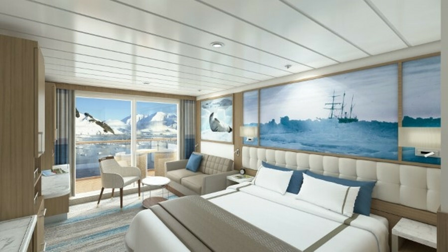 Cruise interiors: China, booming orderbook and innovation
