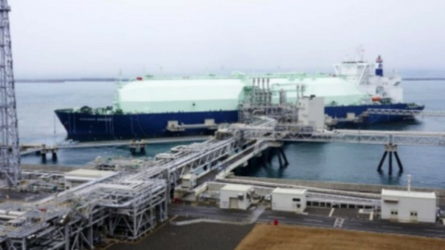 The LNGC Oceanic Breeze operates a dedicated service carrying LNG from Ichthys LNG off Australia to