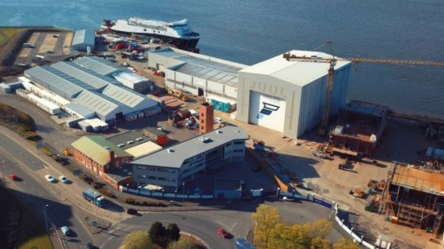Innovative propulsion has been at the heart of Ferguson Marine Engineering's renewal