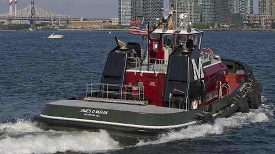 Moran Towing operates fleets of tugs for vessel handling in the US east coast areas