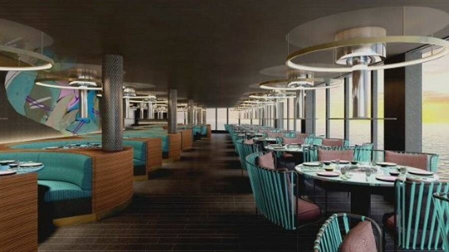 Virgin Voyages selects ventilation solutions for Scarlet Lady