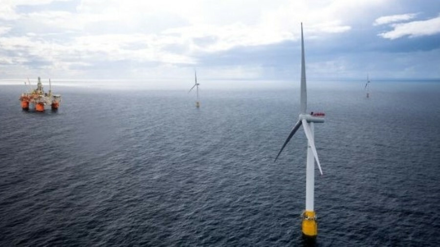 Equinor's Hywind floating wind concept is being proposed for a growing range of potential applicatio