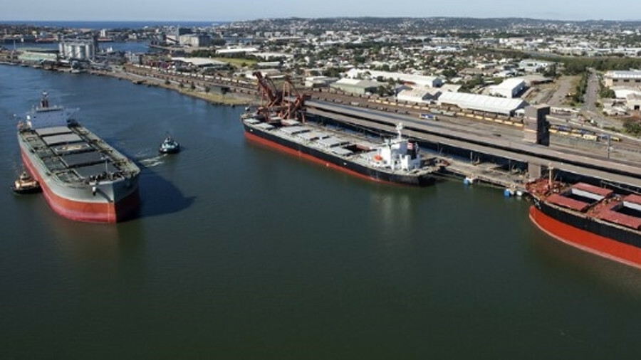 The Port of Newcastle, the world's biggest coal export port, could be home to a new LNG FSRU (Source