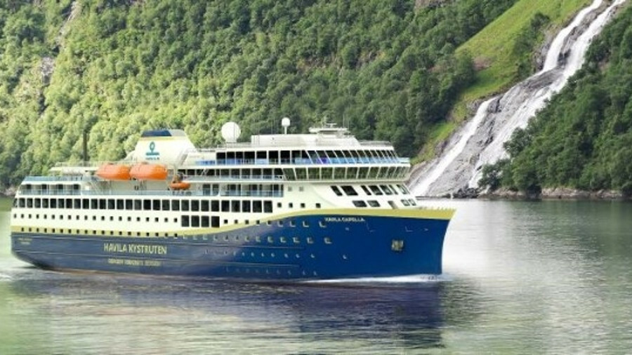 Havila Kystruten vessels will comply with Norway's zero-emissions fjords policy five years early