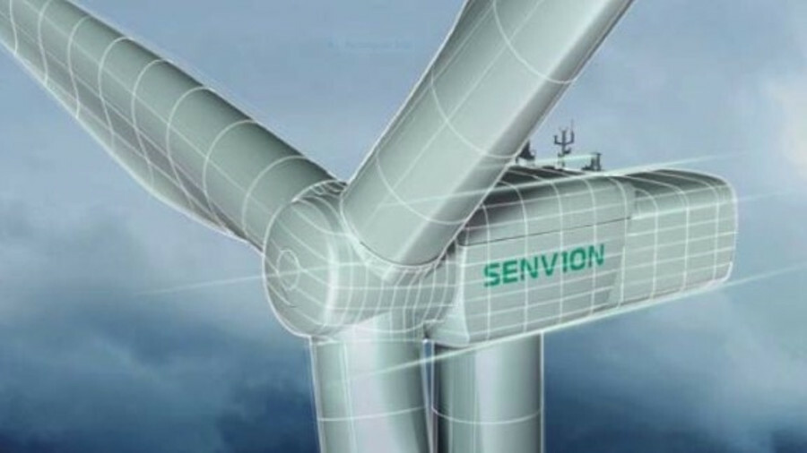 Renexia's project in the Mediterranean will make use of 3 MW Senvion turbines