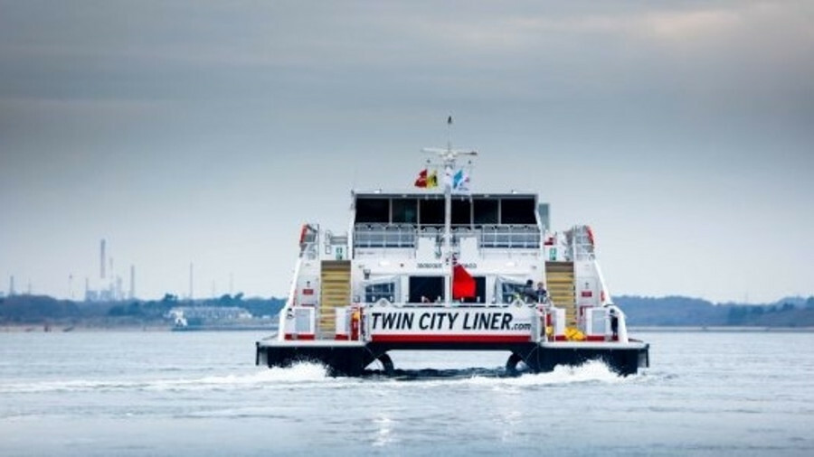 Fast ferries: why boom times are here to stay