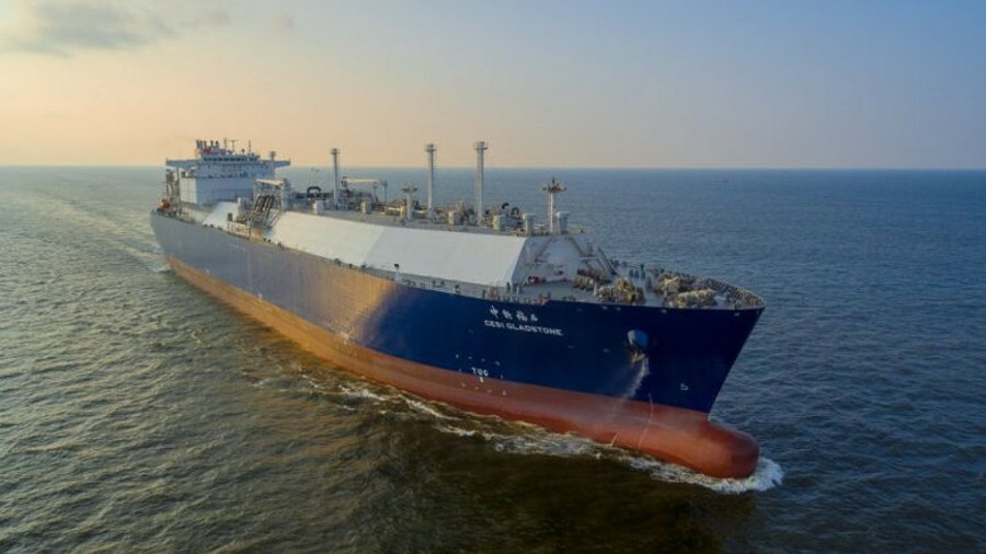 Feeding China's appetite for LNG