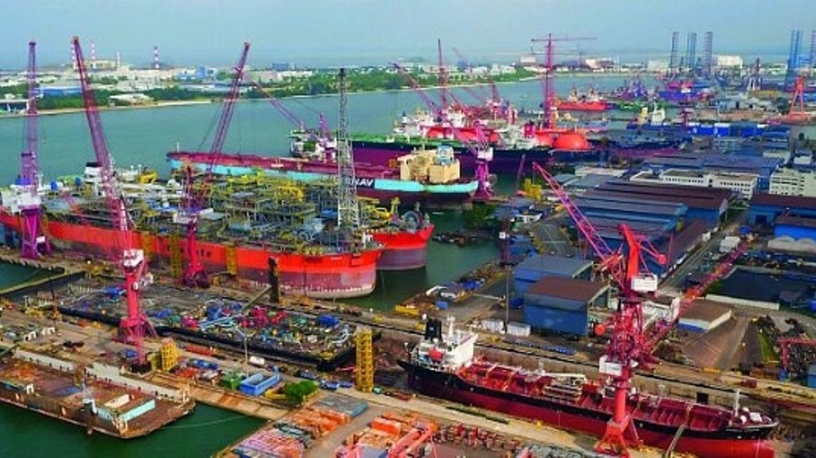 Keppel is readying its yards to take advantage of growing demand for solutions such as FSRUs and FPS