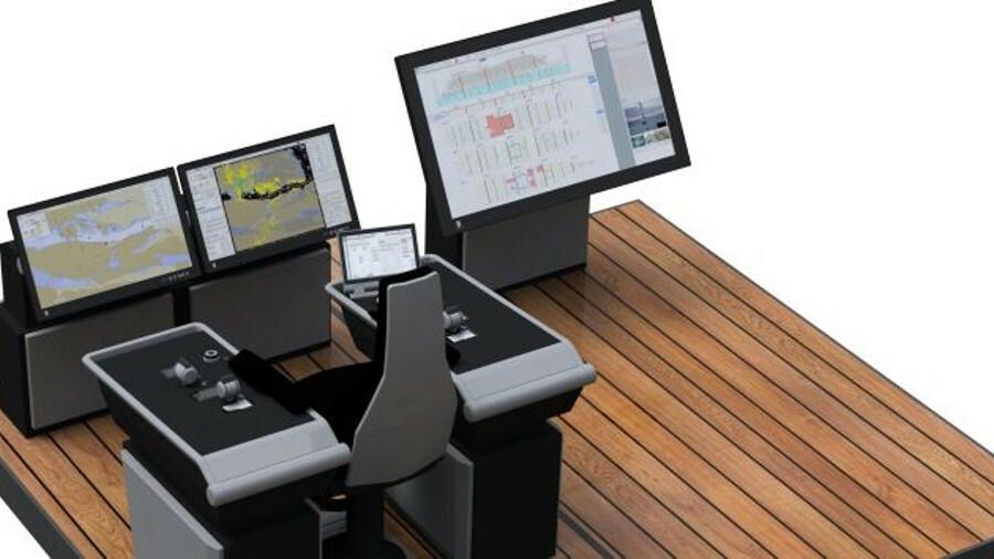 Kongsberg Maritime's Sensor Fusion provides better situational awareness to bridge teams