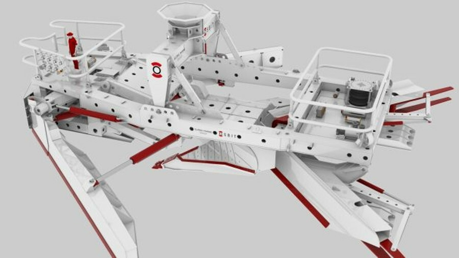 Osbit's Scion 240 will plough trenches to lay subsea cables in support of offshore wind