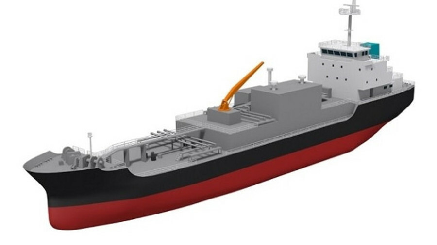 Ecobunker Shipping is building a new LNG bunker vessel to serve the Port of Yokohama