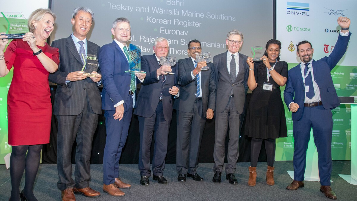 Highlights of the 2018 Tanker Shipping & Trade Conference and Awards