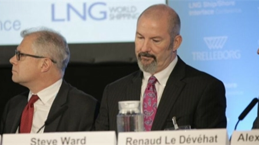 Steve Ward (Trelleborg): Bunkering for the masses requires far more standardisation