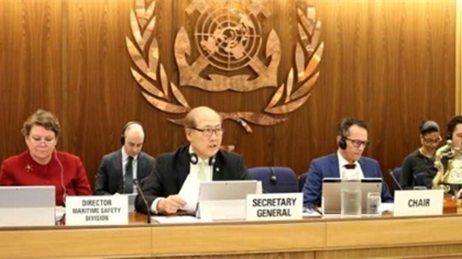 """X Kitack Lim: NCSR 6 actions are """"key for the implementation of effective measures for safe navigati"""