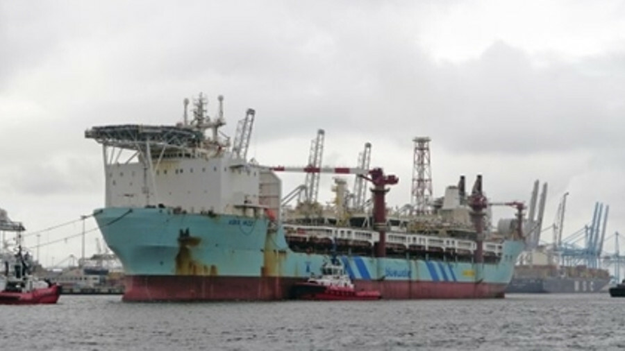 FPSO Aoku Mizu attracting AHTS business in the North Sea