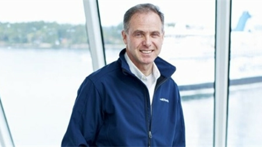 Mark Collins (BC Ferries): Energy efficient technology is a priority