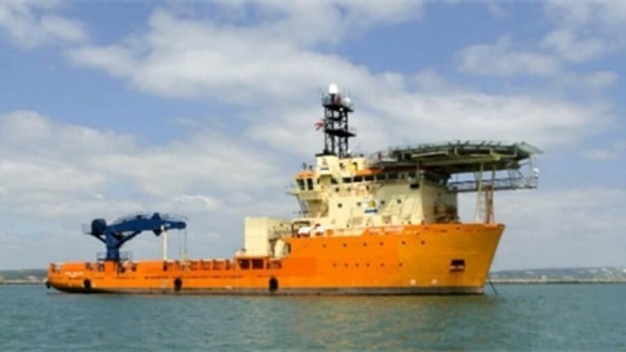 2005-built PSV Toisa Vigilant was renamed Geoquip Saentis
