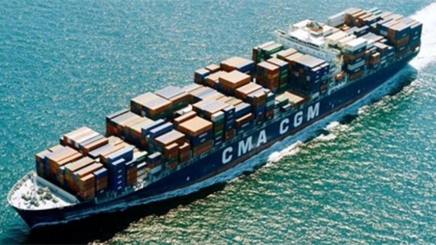 X CMA CGM, IKEA Transport & Logistics Services, GoodShipping Program and the Port of Rotterdam are t