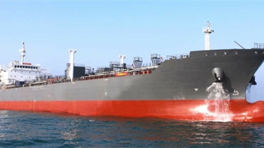 Tankers are relatively easy to flip in the sale and purchase market