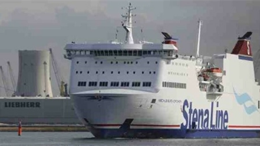 The 22-year-old Mecklenburg-Vorpommern would have been Stena Line's first LNG retrofit