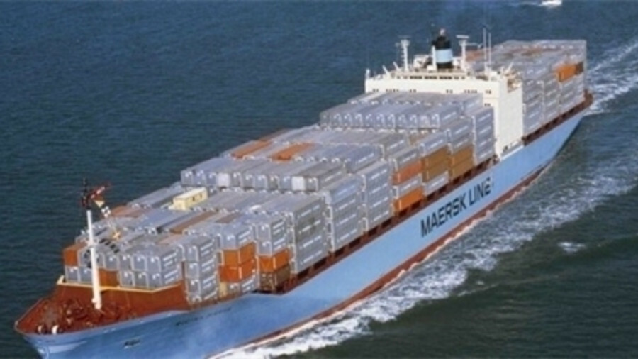 X Maersk has teamed up with DSGC to carry out a pilot using up to 20% second-generation biofuels on