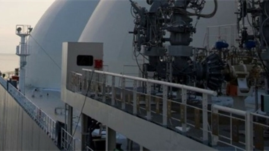 Leaks are hard to detect due to the complex environment on a gas carrier's deck