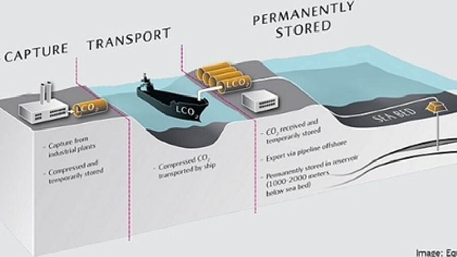 X Liquid CO2 carriers will play a key role in plans to create a carbon capture and storage network i