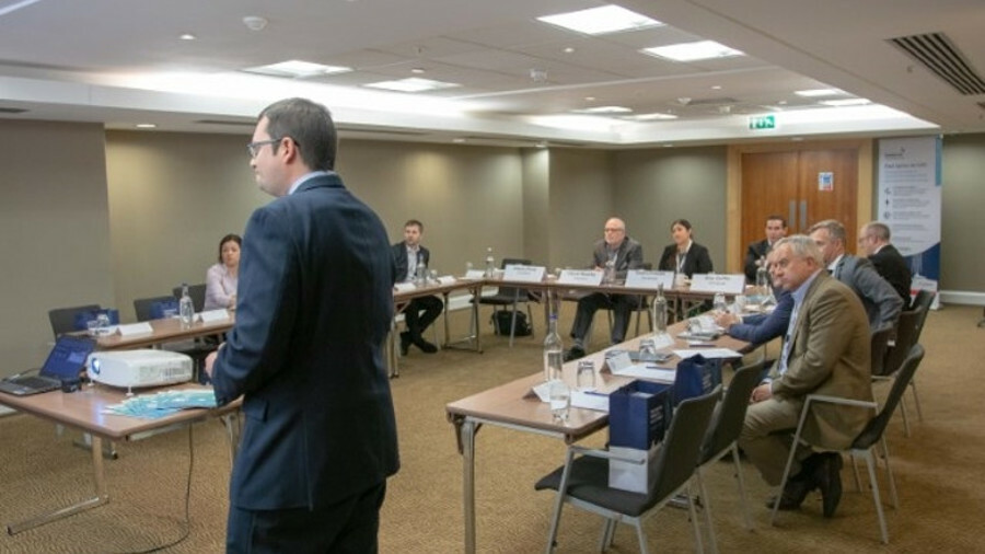 OSV operators and Inmarsat discussed connectivity and IoT challenges during the roundtable