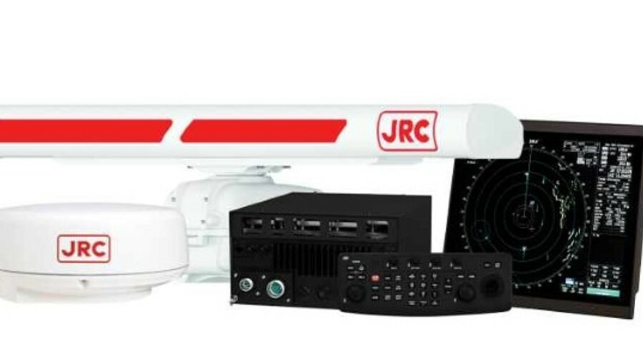 JRC introduced Mark 2 of JMA 5200/5300 dome and S-band radar