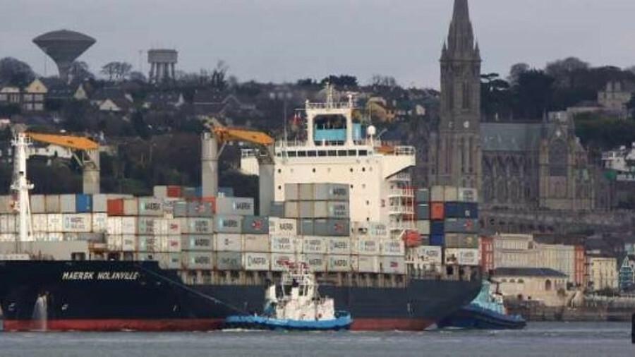 Port of Cork explains terminal tug requirements